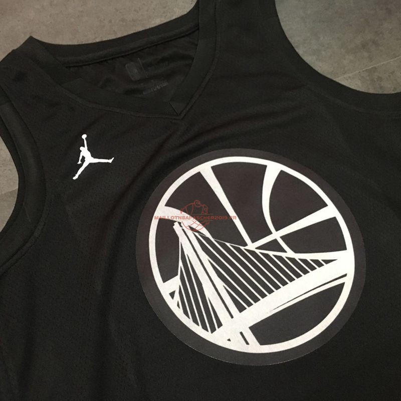 Achat Maillot NBA 2018 All Star NO.30 Stephen Curry Noir pas cher