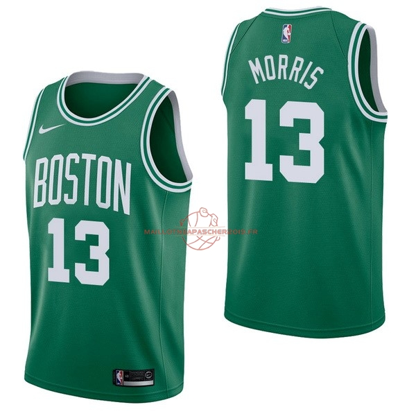 Achat Maillot NBA Nike Boston Celtics NO.13 James Young Vert Icon pas cher