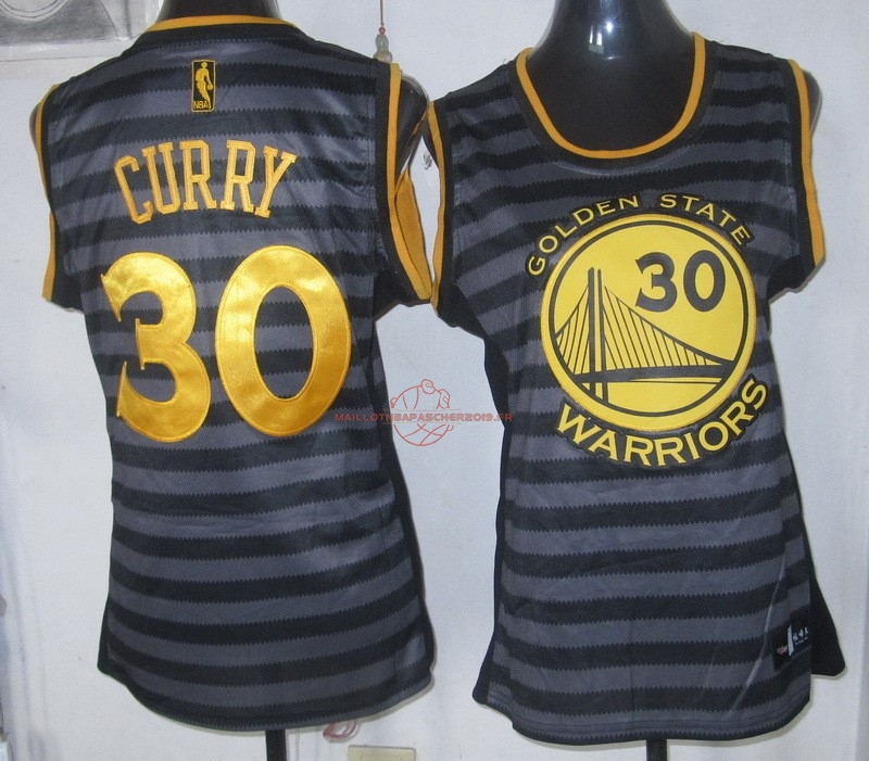 Achat Maillot NBA Femme Groove Fashion NO.30 Stephen Curry pas cher