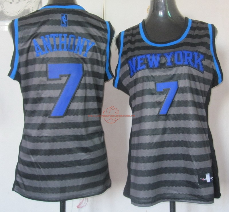 Achat Maillot NBA Femme Groove Fashion NO.7 Carmelo Anthony pas cher
