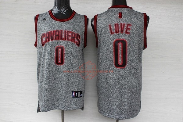Achat Maillot NBA 2013 Static Fashion Cleveland Cavaliers NO.0 Love pas cher