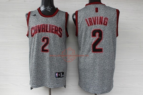 Achat Maillot NBA 2013 Static Fashion Cleveland Cavaliers NO.2 Irving pas cher