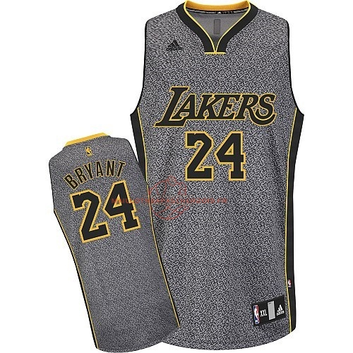 Achat Maillot NBA 2013 Static Fashion Los Angeles Lakers NO.24 Bryan pas cher