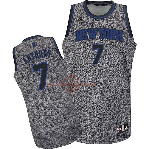 Achat Maillot NBA 2013 Static Fashion New York Knicks NO.7 Anthony pas cher