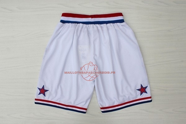 Achat Short Basket 2003 All Star Blanc pas cher